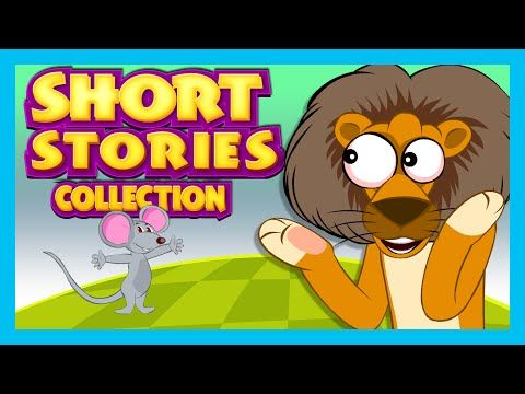 SHORT STORY for CHILDREN (13 Moral Stories) | Lion and Mouse Story & more - YouTube