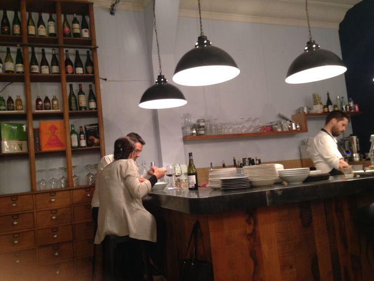 A Mère 49, rue des archives 75010 Paris - fooding