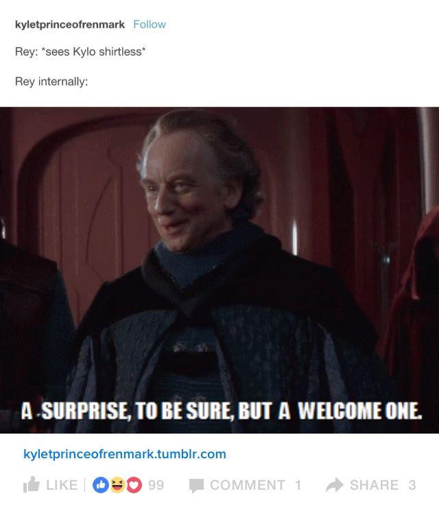 We Been In Tumblr Saying Shit Since 2015 Star Wars Humor Star Wars Memes Star Wars Geek