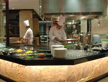 The Kitchen - Breakfast Buffet