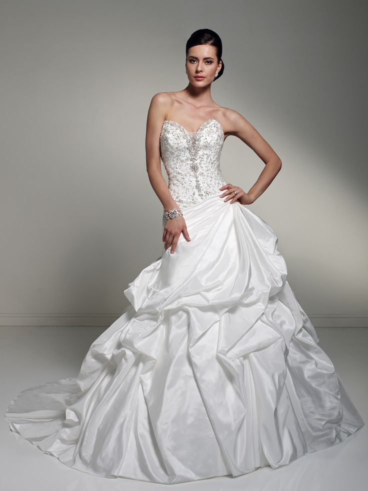 30 besten wedding dress Bilder auf Pinterest | Hochzeitskleider ...