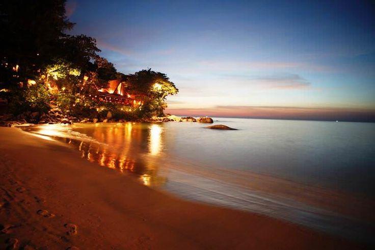 On The Rocks Restaurant, Karon beach, Phuket, Thailand - great food