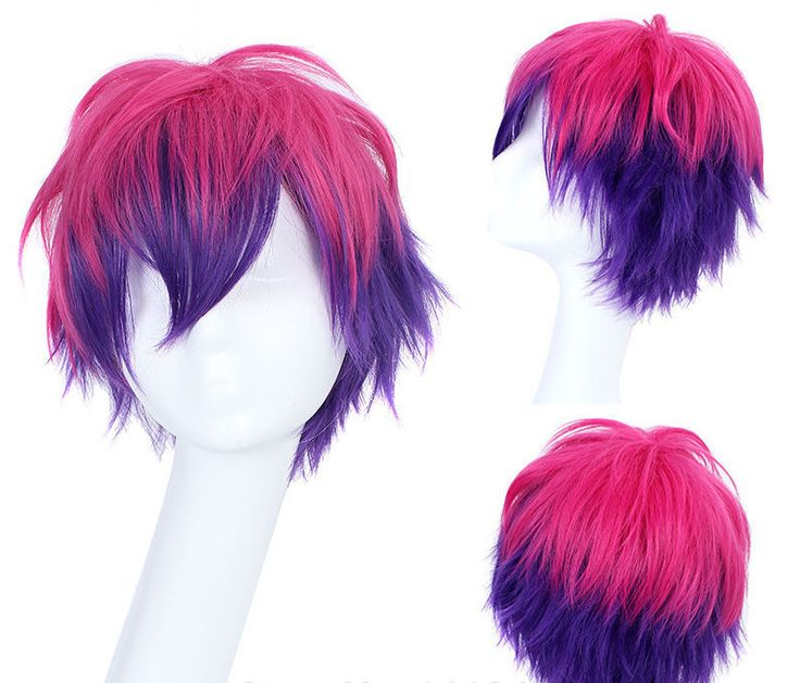 Unique Anime Hairstyles: Pin By Giant Frog On Hair Styles