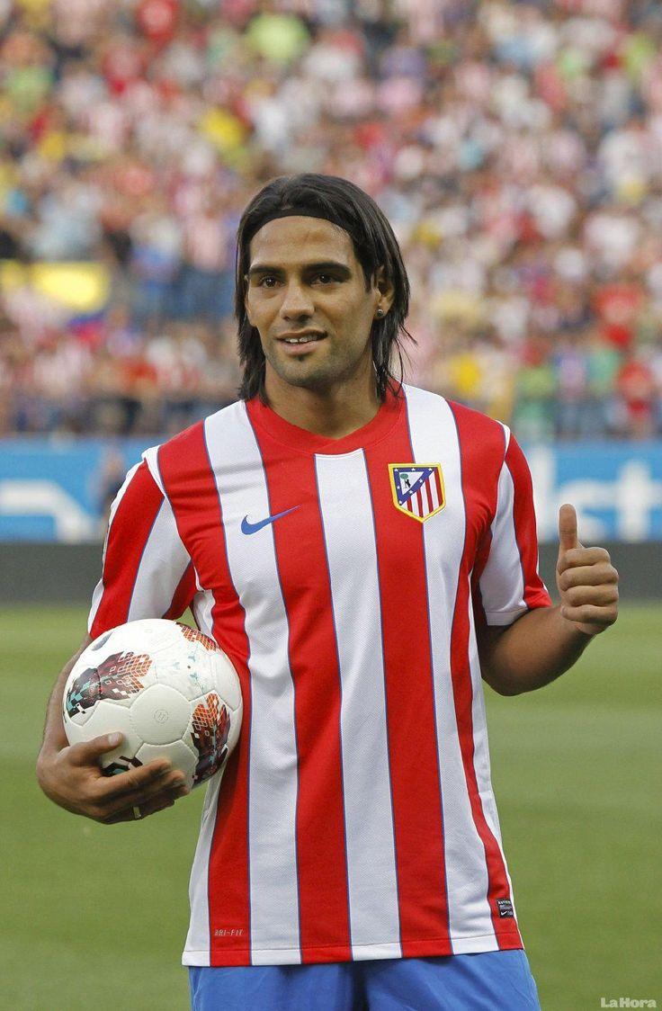 Falcao - Atletico Madrid crack!
