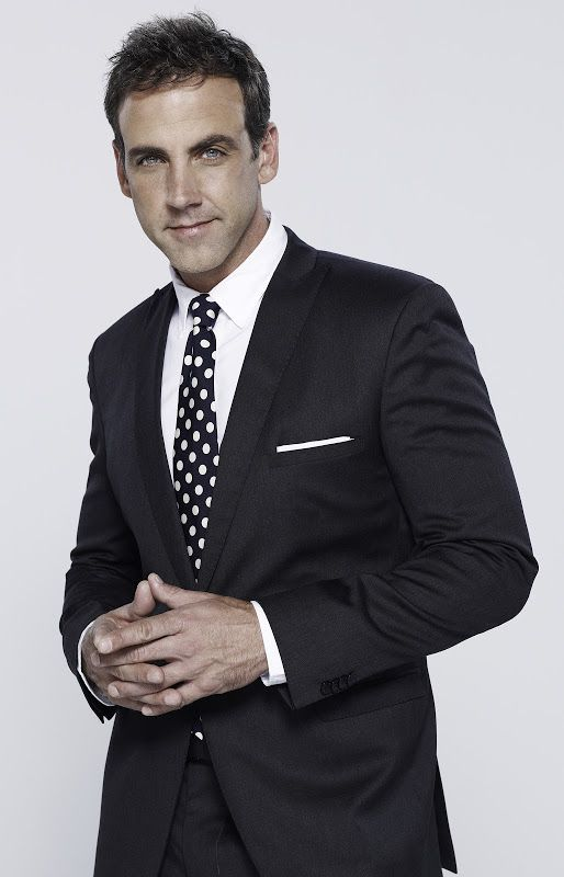 "Puerto Rican multitasker Carlos Ponce, all suited up for his job of hosting the reality television competition ""La Voz"""