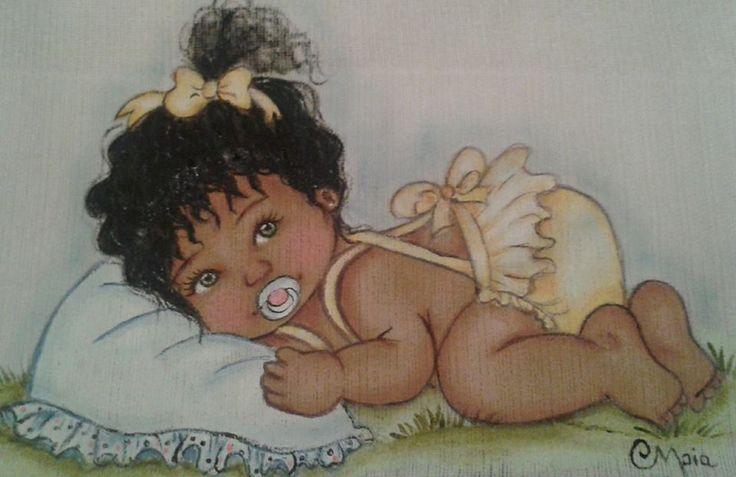 Pintura de Camila Souza....
