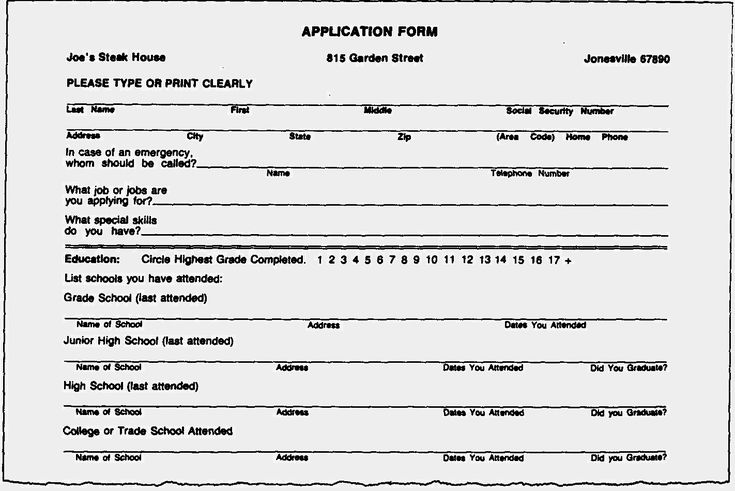 Blank Resume Forms To Fill Out - Blank Resume Forms To Fill Out are examples we provide as reference to make correct and good quality Resume. Also will give ideas and strategies to develop your own resume. Do you need a strategic resume to get your next leadership role or even a more challenging position? There are so many kinds... - http://allresumetemplates.net/536/blank-resume-forms-to-fill-out/