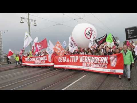 TTIP-Demo am 17. September 2016 in Berlin