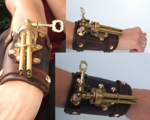 steampunk weapons | Steampunk Fashion Shop