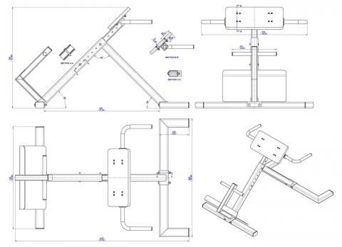 1000 Images About Plans To Build Your Own Gym On