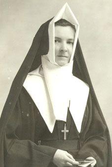 Old nun losing virginity