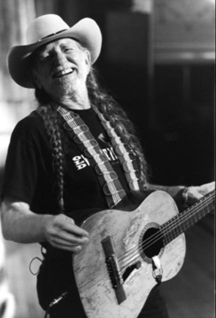 Willie Nelson- love him
