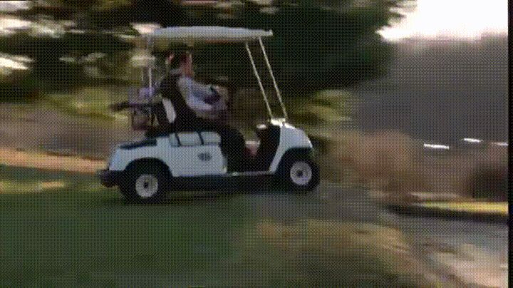 Tiger Woods spotted driving to the next hole http://ift.tt/2s7BD6Z #lol #funny #rofl #memes #lmao #hilarious #cute