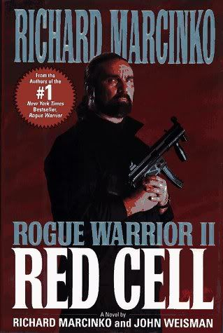 Image detail for -Richard Marcinko - Rogue Warrior - Red Cell - Unb