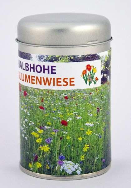 Halbhohe Blumenwiese -