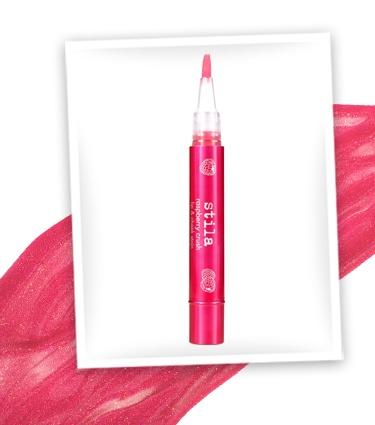 Stila Fruit Crush Lip & Cheek Stain - Raspberry. Есть!)
