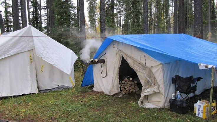 How to Camp in the Rain - http://www.tbic.org/2017/09/how-to-camp-in-the-rain/