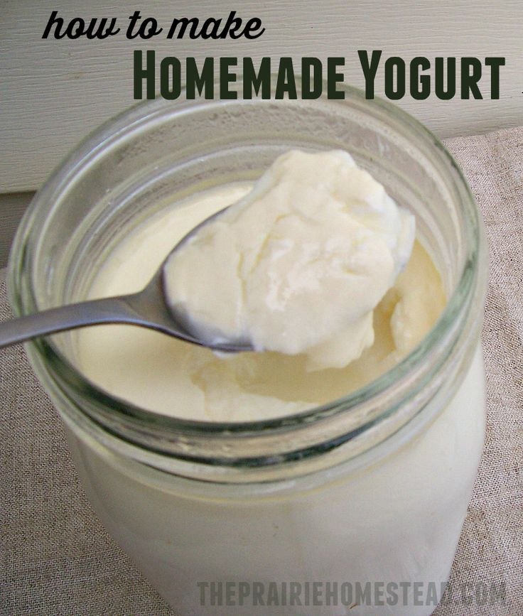 Learning how to make yogurt will save you lots of cash-- not to mention it's so easy you won't believe it!