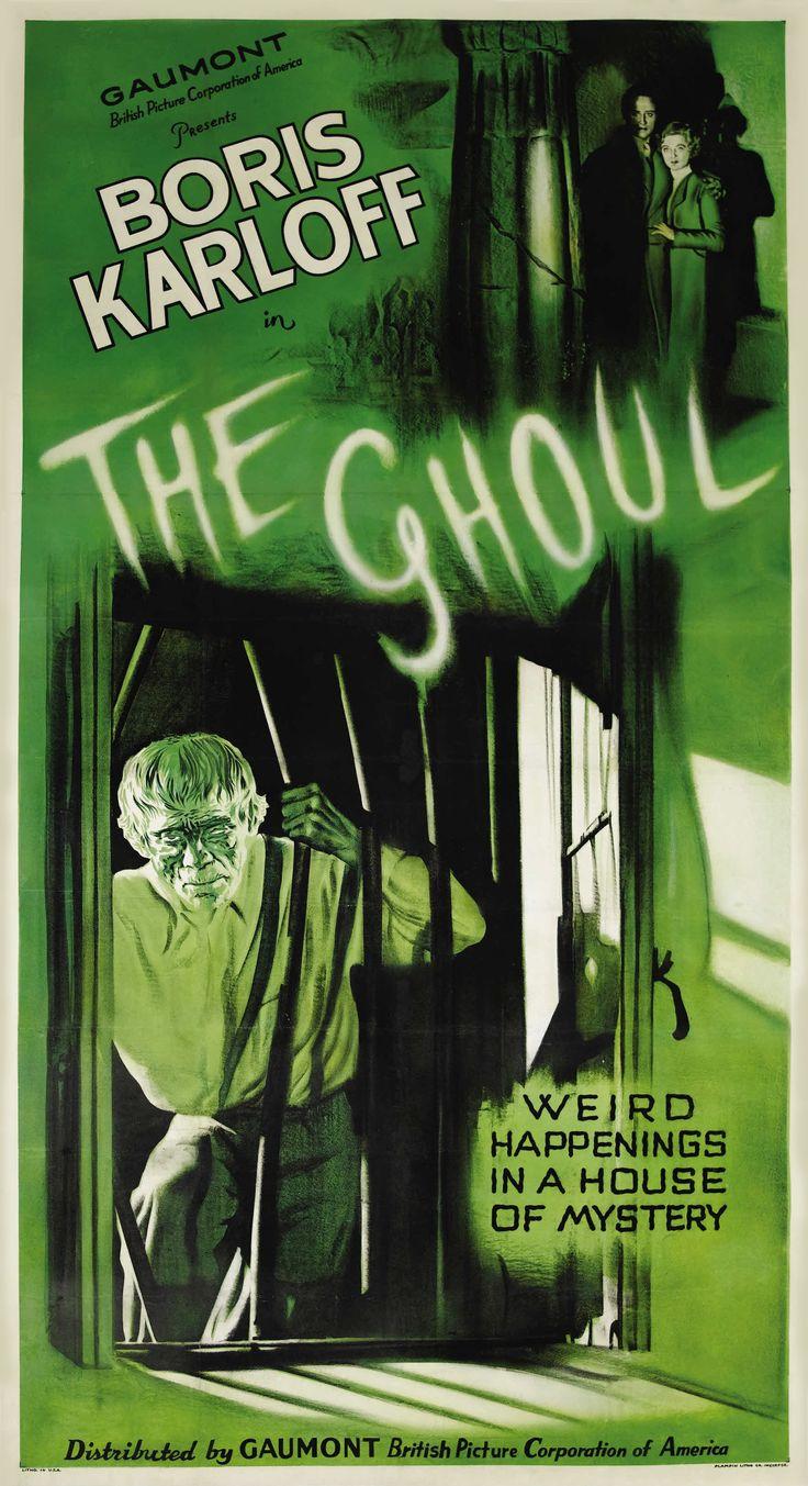 The Ghoul (1933) - Boris Karloff