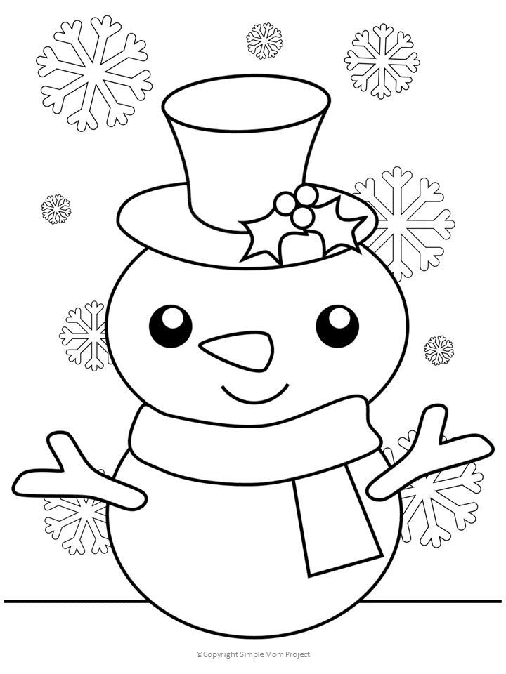 8 Free Printable Large Snowflake Templates Snowman Coloring Pages Christmas Coloring Sheets Christmas Coloring Sheets For Kids