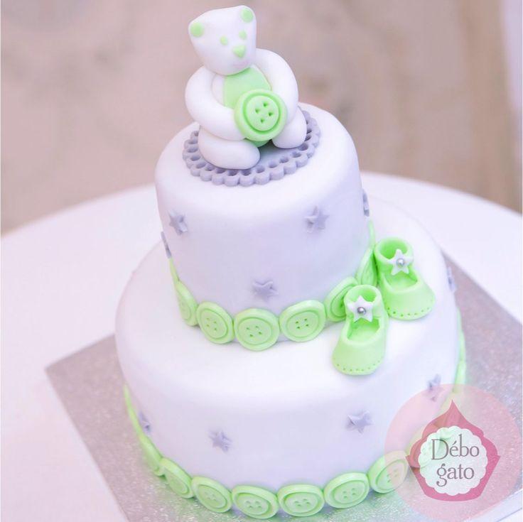 Les 20 meilleures images propos de baby shower sur pinterest r ception pour f ter l 39 arriv e - Gateau anniversaire bebe fille ...