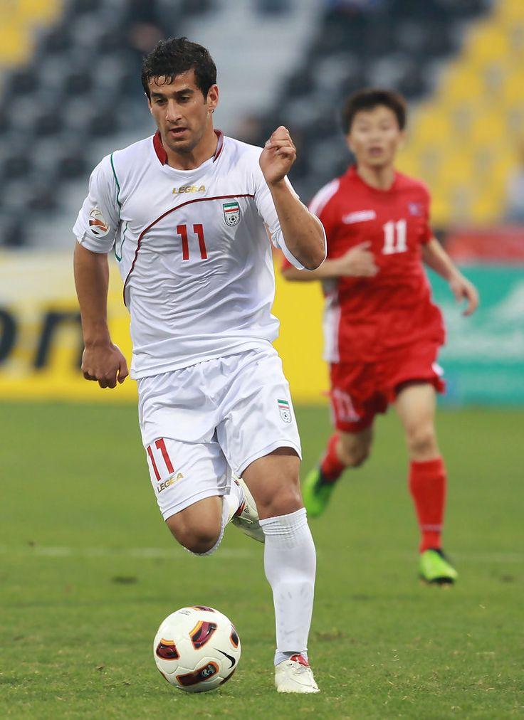 Ehsan Haji Safi : AFC Asian Cup - DPR Korea v Iran