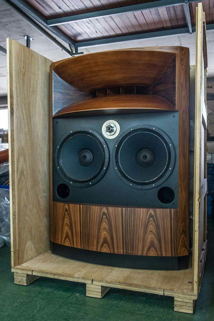 23 Best Audio Storage Images On Pinterest Music Speakers