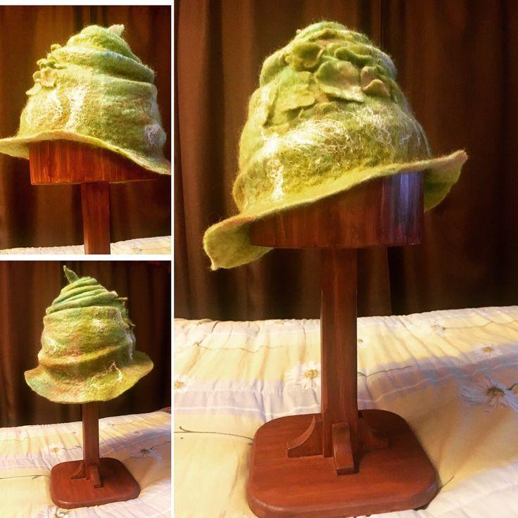 Sombrero de fieltro