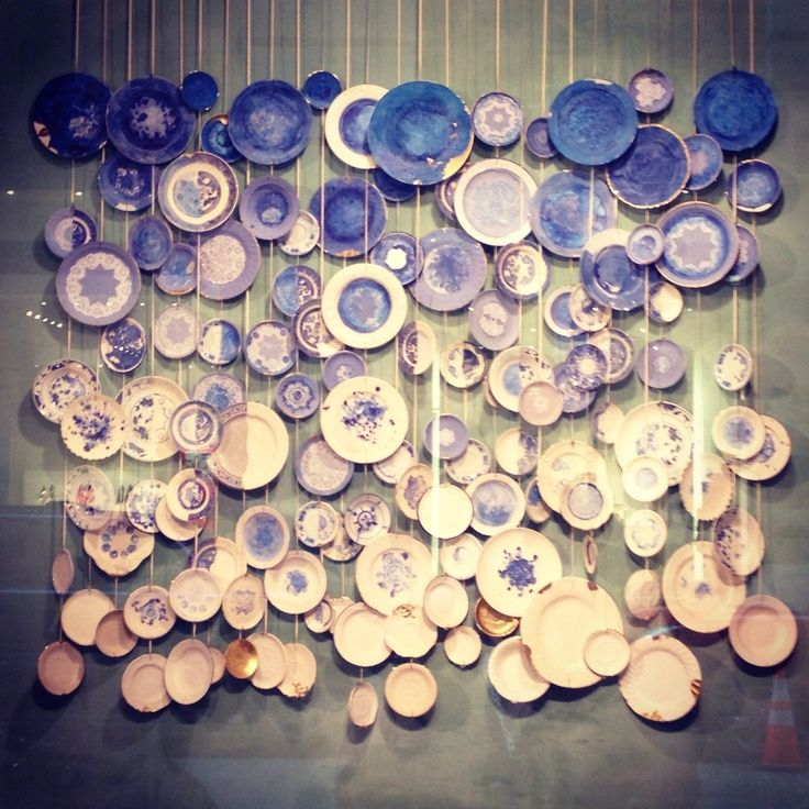 Anthropologie installation