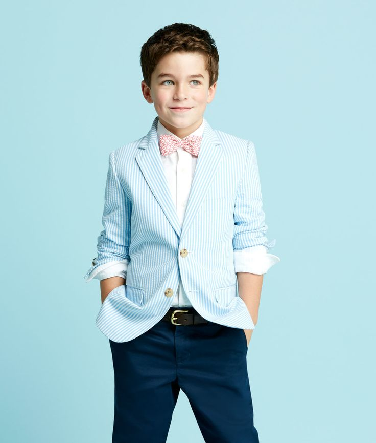 Shop Boys Seersucker Sportcoat At Vineyard Vines Baby