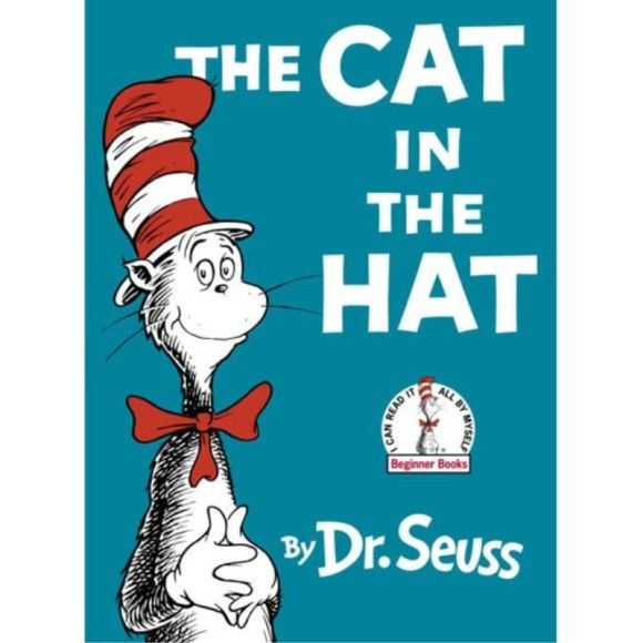 35 best lizs list our favorite childrens books 0 3 years old the cat in the hat by dr seuss fandeluxe Image collections