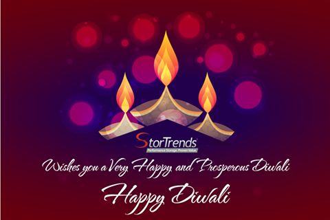StorTrends Wishes You a Very Happy and Prosperous Diwali