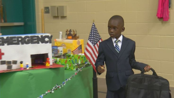 W.M. Anderson Primary students gain hands on learning experience through Project Based Learning