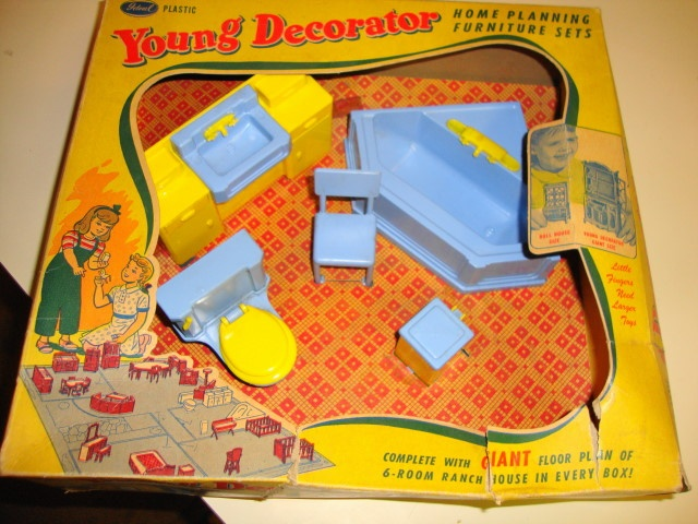 Young Decorator
