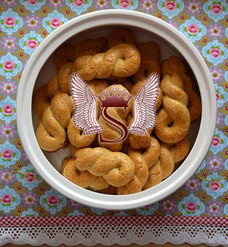 Σμυρνέικα κουλουράκια | Sugar & Breads in Greece