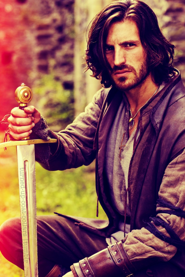 Eoin Macken - Gwaine on Merlin.