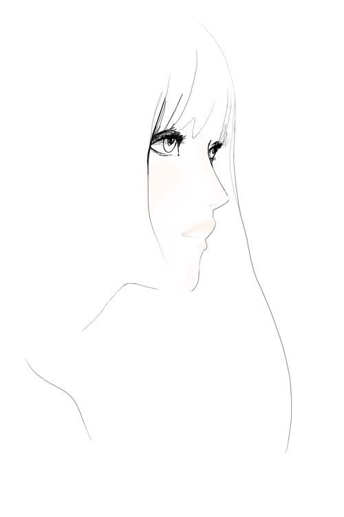 Contour Line Drawing With Wire : Best images about a simple line drawing on pinterest