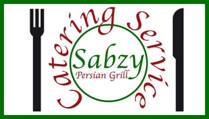 Sabzy Persian Grill Catering Service