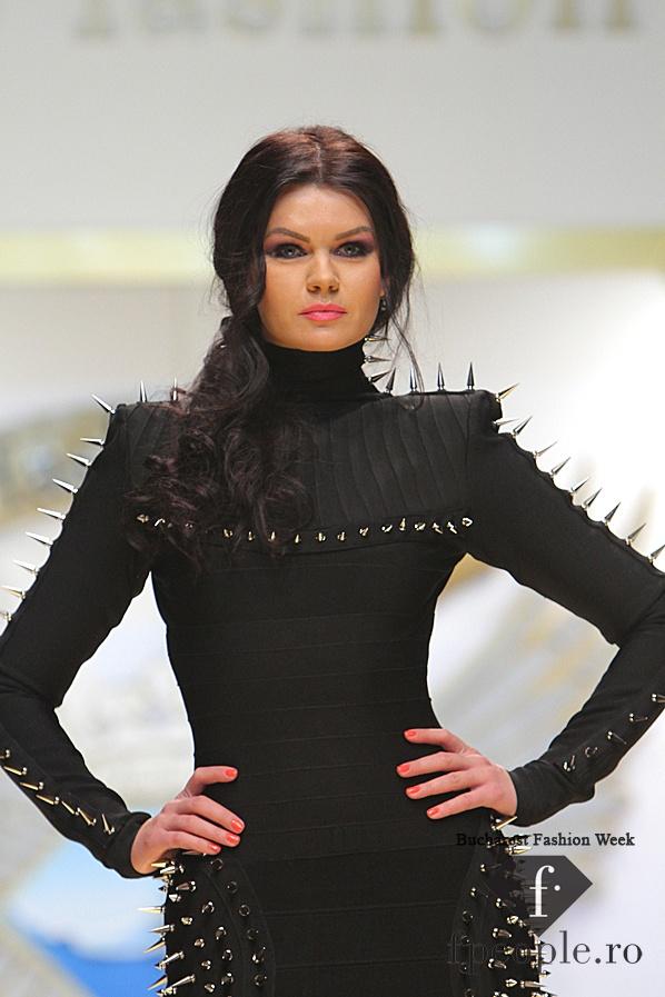 Wanda\'s Dream - Bucharest Fashion Week - Decembrie 2011