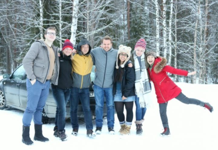 Finland Trip - Thames Dragons