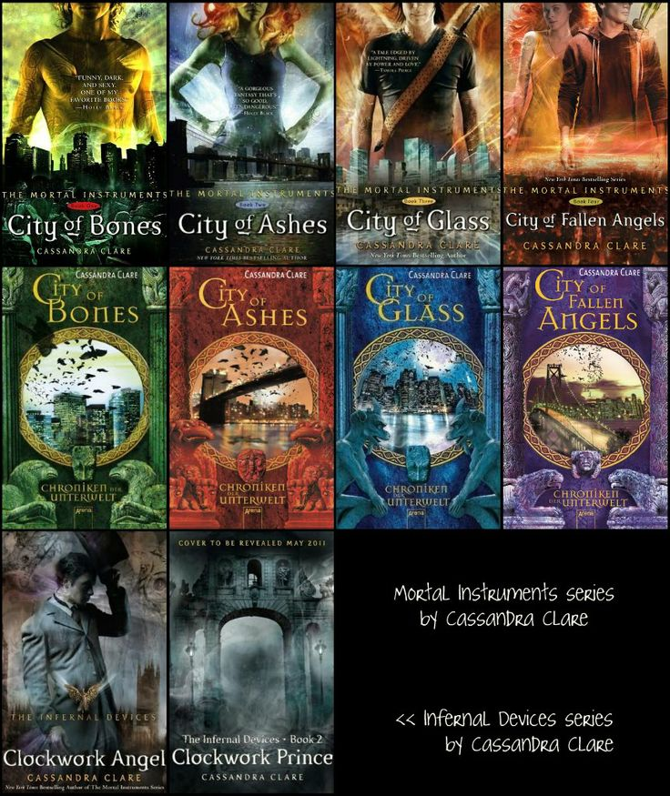 The mortal instruments series by Cassandra Clare. Excellent reading if you have enjoyed any other books on this board. Also check out the prequel series the infernal devices.