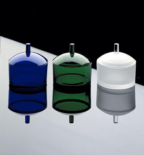 Markku Salo Gallery / Design / Long Series / Glass / Pandora 1989