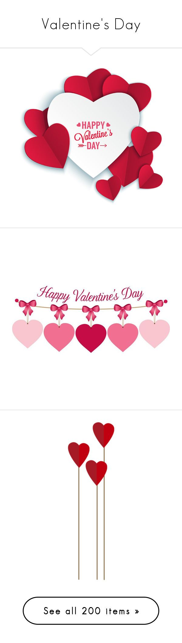 valentines day by mommastephud liked on polyvore featuring valentine phrase quotes