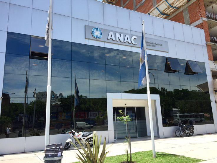 Administración Nacional de Aviacion Civil - ANAC en Baires, Buenos Aires C.F.