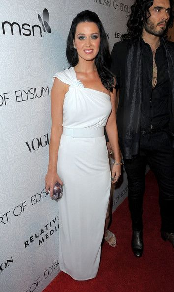 Katy with his ex-husband the rocker!!