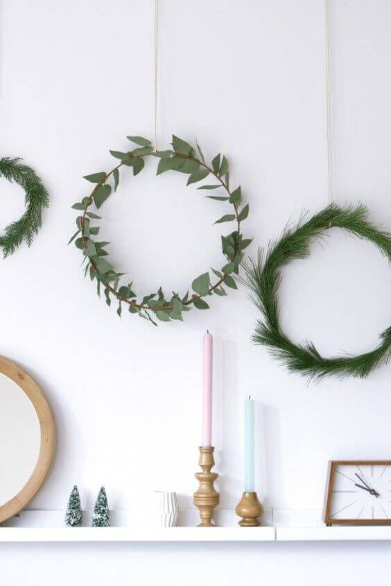 Skandinavische DIY Weihnachtsdeko und Bastelideen zu Weihnachten
