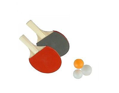 #table tennis ping pong set 2 player #includes 3 balls two #paddle bats game set,  View more on the LINK: 	http://www.zeppy.io/product/gb/2/301997753576/
