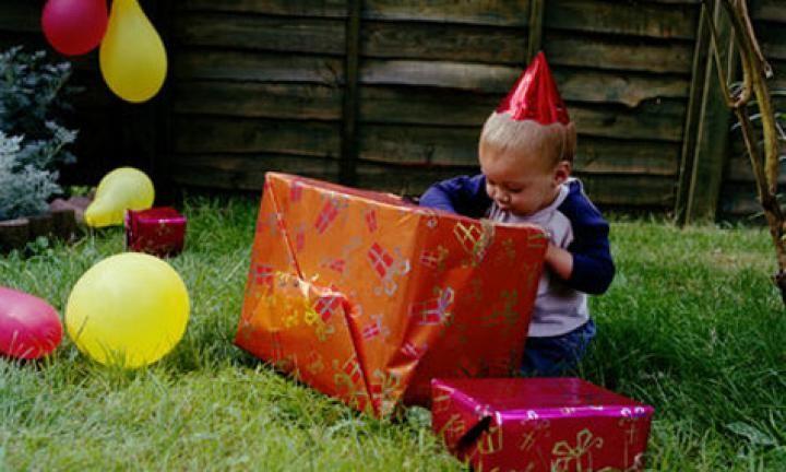 Birthday party ideas for under threes - Kidspot