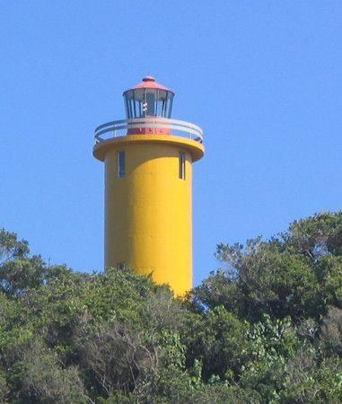 Cape Vidal Light, St. Lucia, South Africa