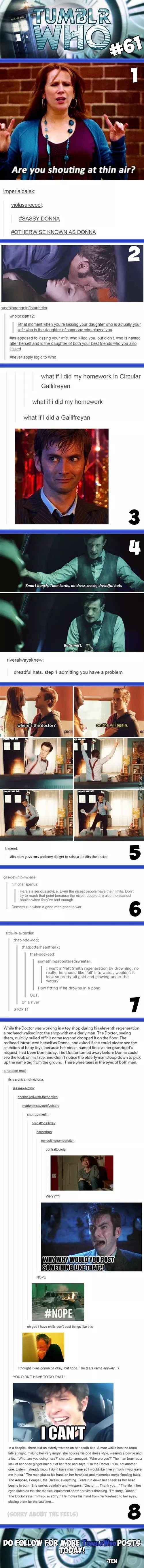 Doctor who tumblr #61 This gave me chills!!!